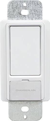 Chamberlain Group WSLCEV-P1 Switch, Control Home Lighting with MyQ Technology