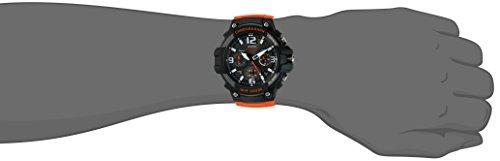 Casio Men's Sports Stainless Steel Quartz Watch with Resin Strap, Orange, 25 (Model: MCW100H-4AV)