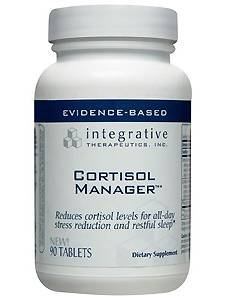 Therapeutics intégrative - Gestionnaire de Cortisol (90 pilules)