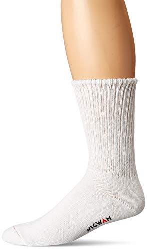 Wigwam Master Cotton Socks, White, -