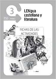 EKI DBH 3. Lengua castellana y Literatura 3. Fichas de las