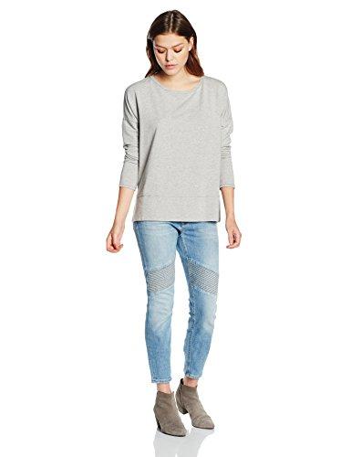 BOSS Orange Damen Sweatshirt Tersweat-50318384, Grau (Medium Grey 032), X-Large (XL)