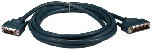 (QVS 10ft DB60 to DTE DB25 RS530 Serial Cisco Router Cable)