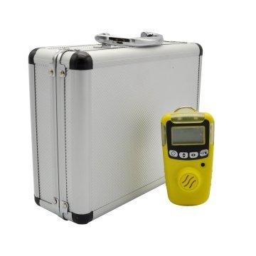 Industry Security Safe Detector de Gas de amoniaco portátil (NH3), Detector de Alarma con Sensor de Alerta de detección de Gas de amoniaco LCD, ...