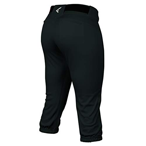 Easton PROWESS Softball Pant Womens Solid Black M by Easton