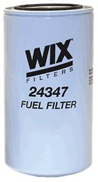 WIX Filters - 24347 Heavy Duty Spin-On Fuel Filter, Pack of 1 by Wix