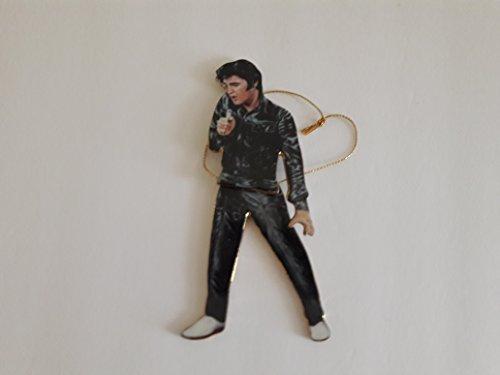 (Bradford Elvis Presley Rockin Rollin Edition Ornaments Jailhouse Rock)