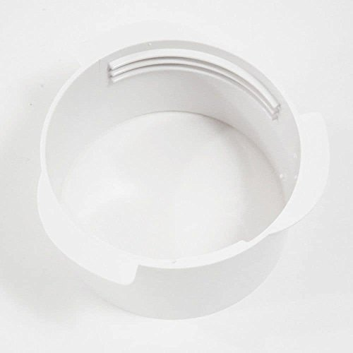 Conditioning Air Kenmore (Kenmore 06646015 Room Air Conditioner Exhaust Hose Connector Genuine Original Equipment Manufacturer (OEM) part for Kenmore)