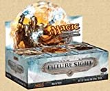 Magic The Gathering Trading Card Game Future Sight Expansion Booster Display
