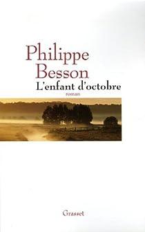 L'enfant d'octobre par Besson