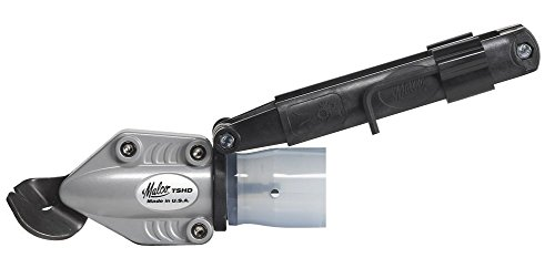 (Malco TSHD Heavy Duty Siding Metal Cutting Turbo Shear Drill Attachment)
