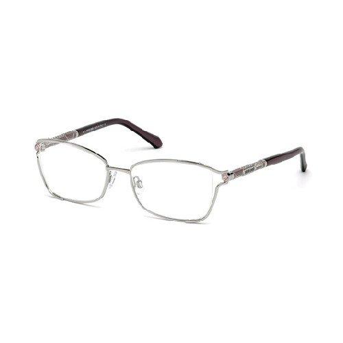 ROBERTO CAVALLI Eyeglasses RC0964 016 Shiny Palladium 54MM