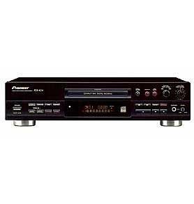 Pioneer Recorder Cd (Pioneer PDR-509 CD Recorder)