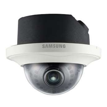Samsung 3Mp Full HD Network Dome Camera with Flush Mount , 3-8.5mm True Day/ Nite WDR POE SND-7082F