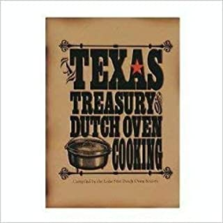 product image for A Texas Treasury of Dutch Oven Cooking