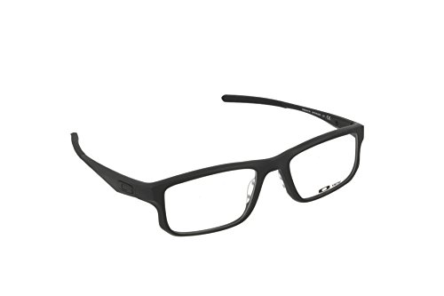 Price comparison product image Oakley Voltage OX8049-0155 Eyeglasses Satin Black 55