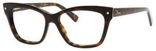 DIOR Eyeglasses 3269 0086 Havana 52MM