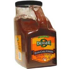 Durkee Chili Powder, Dark, 5.5-Pound