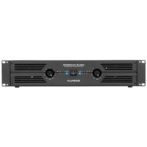 American Audio Vlp600 Amplifier (American Audio Amps)