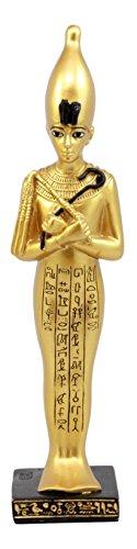Funerary Statue (Ebros Classical Egyptian Ushabti Funerary Figurine 8.5