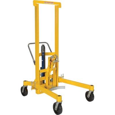 Vestil Foot Pump Drum Transporter/Control 880 Drum Transporter