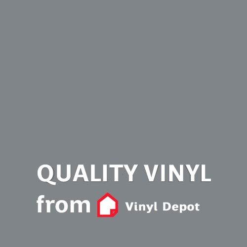 d-c-fix Sticky Plastic Self-Adhesive Decorative Vinyl Fablon Matt Grey 450mm//m