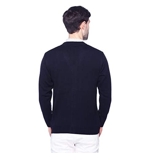 31M7BHgyIFL. SS500  - aarbee Men's Full Sleeve Button Sweater