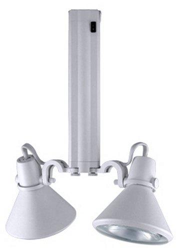 Jesco Lighting HMH914P3870-S Contempo 914 Series Metal Halide Track Light Fixture, PAR38, 70 Watts, Silver Finish