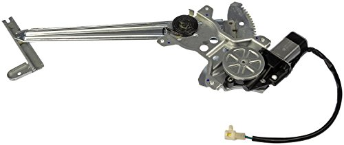 Dorman 741-316 Front Driver Side Power Window Regulator and Motor Assembly for Select Lexus Models