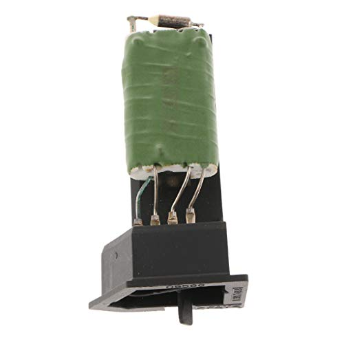 B Blesiya Heater Fan Blower Motor Resistor Regulator: