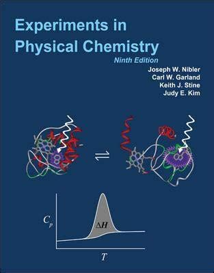 Experiments in Physical Chemistry - Ninth Edition