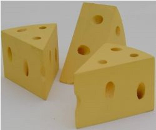 swiss cheese toy - 3