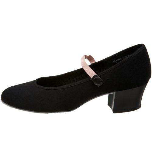 Black 5 Character Capezio Shoe Academy 456 Ladies UK wxUgCqOFgX