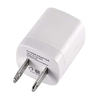 Amazon.com: Cargador de pared USB, adaptador de cargador de ...