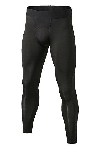 裕福な次へ懲らしめLNJLVI 接触冷感 メンズ アウトドア スポーツ UVカット 吸汗 速乾 ズボン コンプレッションウェア ロングタイツ 四季通年用