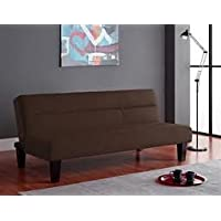 Kebo Futon Sofa Chocolate Brown