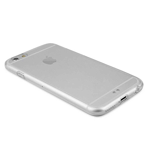 iPhone 6s Case, Mosiso Apple 4.7 inch Scratch-Resistant Hybrid Clear Case Cover with TPU Bumper for iPhone 6s (2015) and iPhone 6 (2014) (Crystal/Clear)