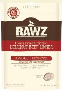 Rawz Freeze Dried Beef Dinner 14oz
