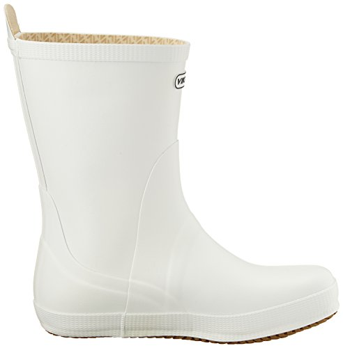 Bottines Adulte amp; Bottes white Mixte Blanc De 1 Pluie Seilas Viking wqf0tt