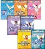 The Weather Fairies Complete Set, Books 1-7: Crystal the Snow Fairy, Abigail the Breeze Fairy, Pearl the Cloud Fairy, Goldie the Sunshine Fairy, Evie the Mist Fairy, Storm the Lightning Fairy, and Hayley the Rain Fairy (Rainbow Magic) -