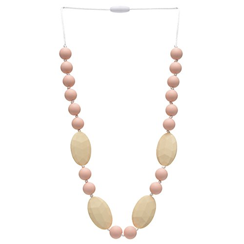 Little Great Palisades 100% Silicone Teething Necklace - - Food Palisades