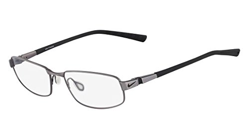 6056 Eyeglasses (Eyeglasses NIKE 6056 067 GUNMETAL BLACK)
