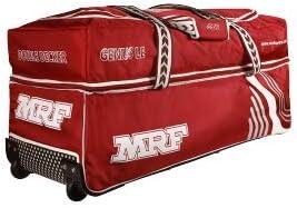 2019 MRF Genius LE Wheelie Cricket Kit Bag