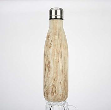 Aislamiento Termo Botella Vacío,Botella Agua,Doble capa Coke ...