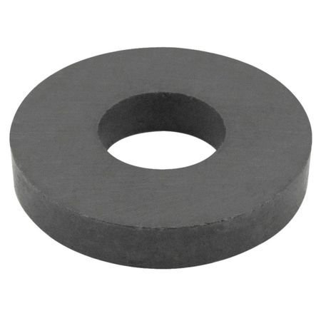 Ring Magnet, 9.8 lb. Pull (Diameter Ring Pull)