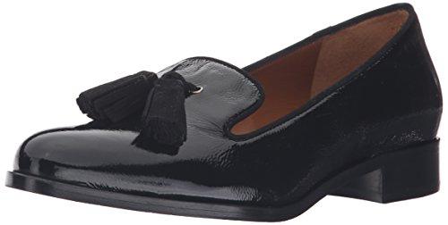 Yara Black Aquatalia Loafer Slip Women's Metallic On Naplak pxwwA4Tq7