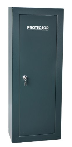 First Alert 6710F Protector Gun Cabinet, 5.1 Cubic Foot, Hunter Green by First Alert