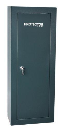 First Alert 6710F Protector Gun Cabinet, 5.1 Cubic Foot, Hunter Green