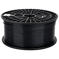 Ink Pipeline, Black 1.75MM ABS FILAMENT, 1KG 3D PRINTER FILAMENT