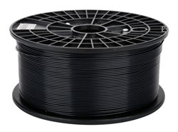 Compatible Black 1.75mm ABS Filament, 1kg 3D Printer Filament by MS Imaging Supply by MS Imaging Supply